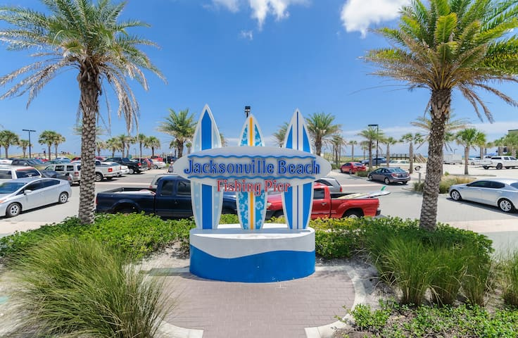 Some our our favorite local Jax Beach spots
