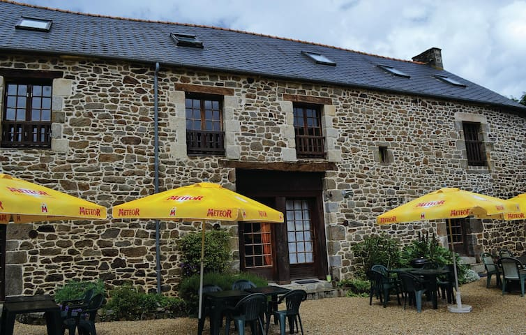 Holiday cottage with 2 bedrooms on 65 m² in Taden