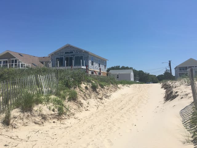 Carriage House on the Chesapeake Bay - Norfolk - Guesthouse