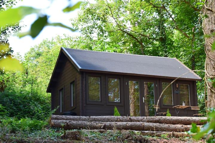 Tarka - a unique woodland cabin experience