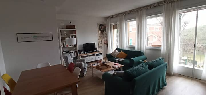 Beautiful apartment near the sea and Venice