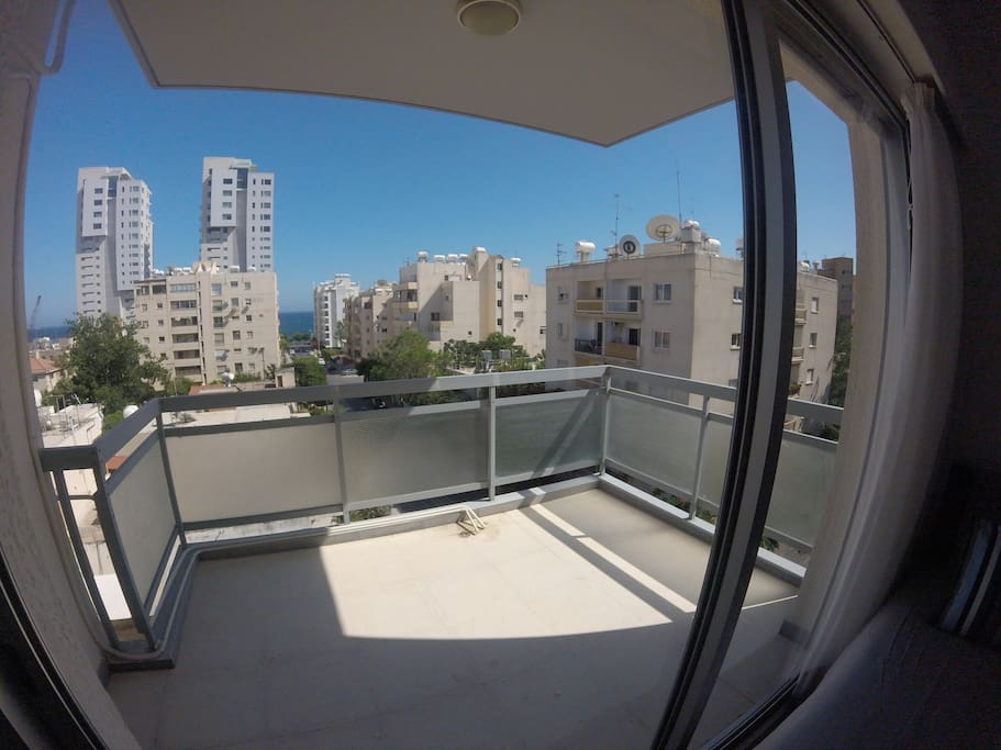 Single Bedroom #2 - Balcony View