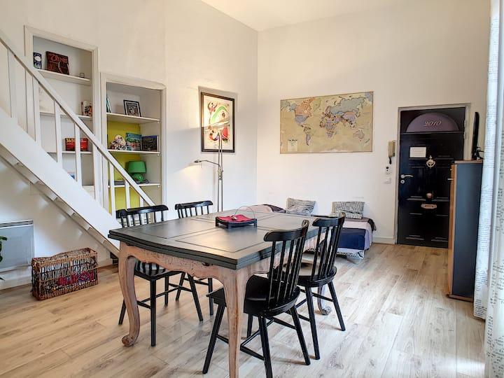 Studio Cosy au coeur de Perpignan