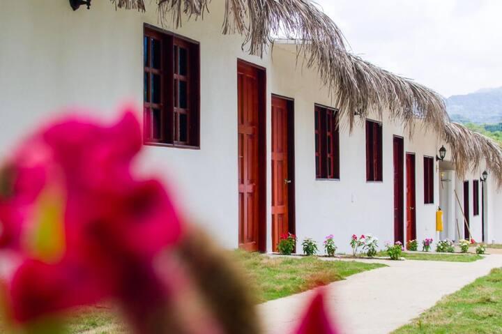 Cabaña Teyuna ~ St Marta Guachaca - Camarote