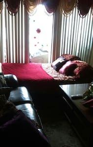 Luxurious full size futon - Silver Spring