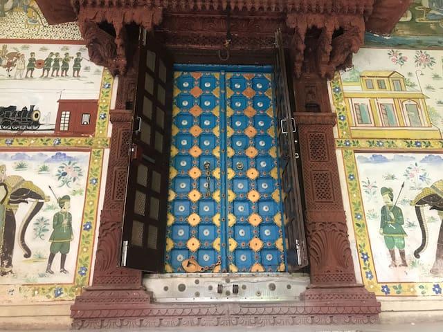 Bhopal chand Lodha Ki Haveli