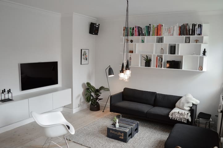 Lovely apartment in Copenhagen - Kodaň - Byt