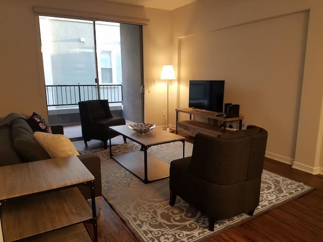 Living Room Furnished Rental