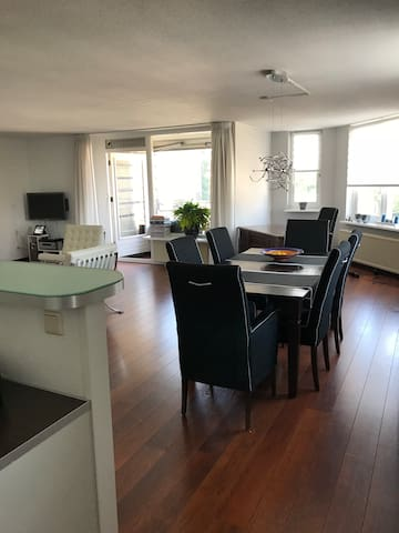 Large apartment in city centre &next2parc, 100sqm