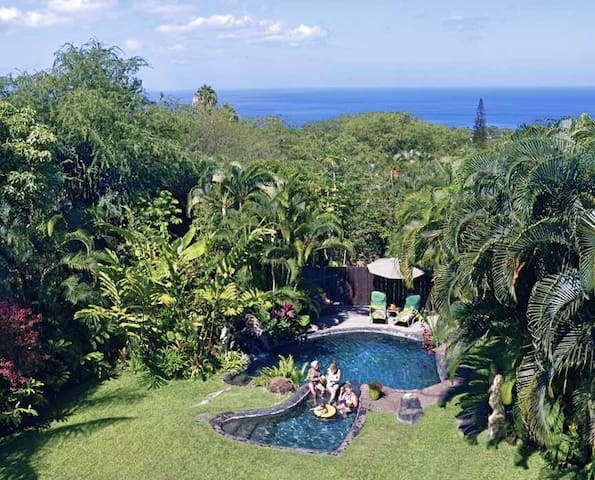PrivateHome 3b/3b Spectacular Views - Kihei - Hus