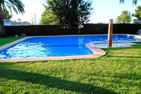 Refugio Tranquilo, sitio centrico para la zona.. - Dénia - Bed & Breakfast