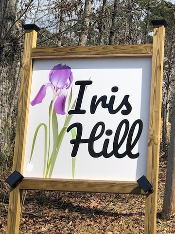 Iris Hill #2 (private and secluded)