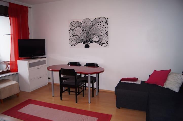 Aurora View city center apartment