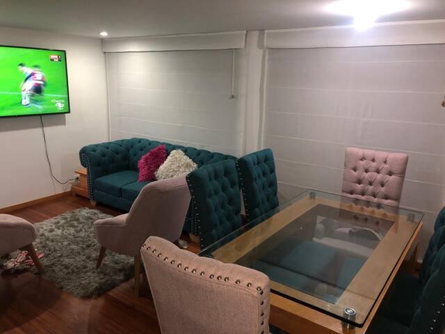 Apartamento Norte Bogota - Usaquen