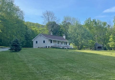 House close to Elk Mountain