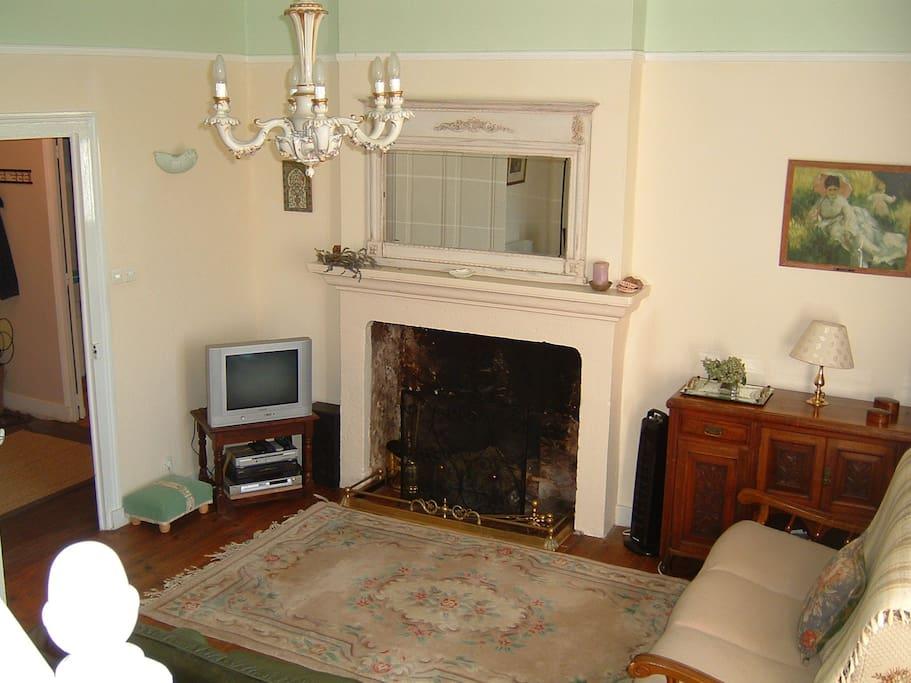 Living room comfort