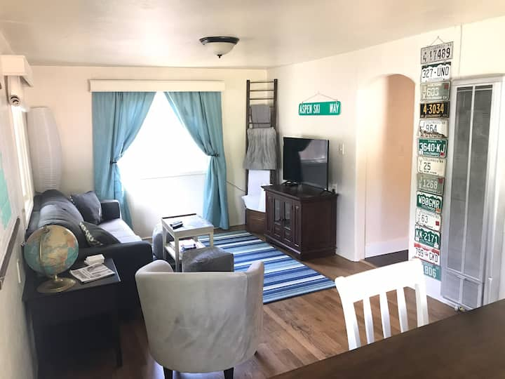 ☀CHEYENNE COTTAGE☀Close to Trails/Downtown/Shops☀