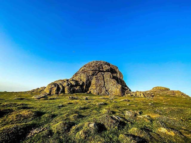Spacious 2 Bed Apartment at Haytor on Dartmoor