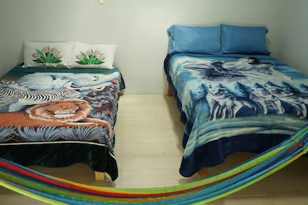 Dixza rugs & organic farm: nube room