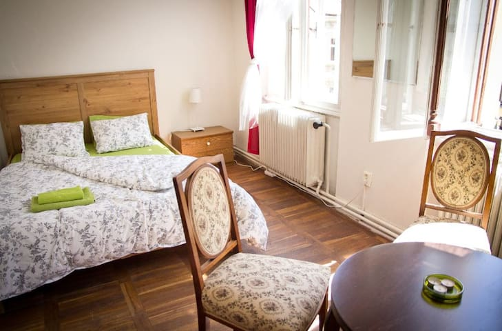 Cozy room - Prague centre Old Town