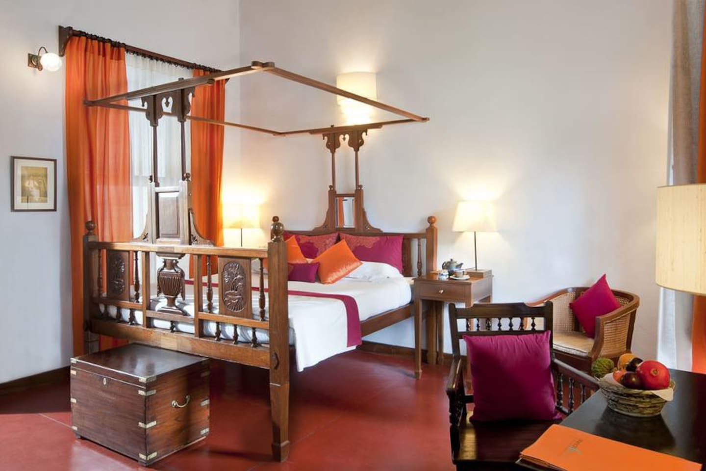 Feel Quite at Home at Pondicherry - Heritage hotels (India) for Rent in  Puducherry, Puducherry, India - Feel Quite At Home At Pondicherry - Heritage Hotels (India) For Rent