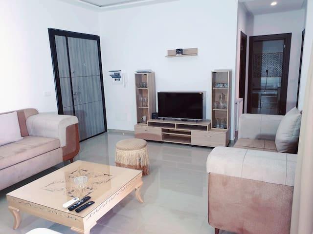 La Marsa,  NEW Apartment 95 m², 2 Bedrooms