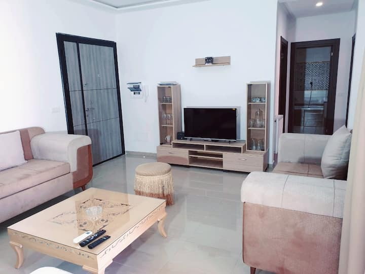La Marsa,  NEW Apartment 95 m², 2 Bedrooms