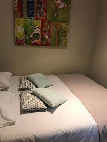 Chambre n°2 (petite chambre)