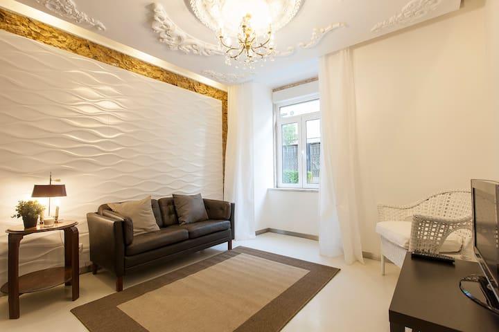 The White Heart Apartment - Lisboa - Daire