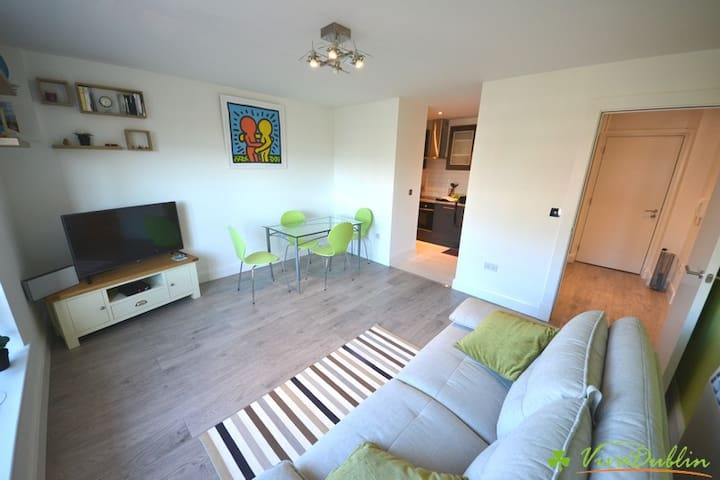 1 bed apt for couple or family - Dublin - Apartment