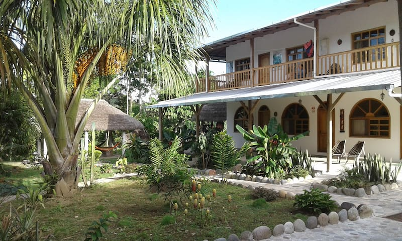 Banana Lodge in Misahualli, Ecuador - Tena - Bed & Breakfast