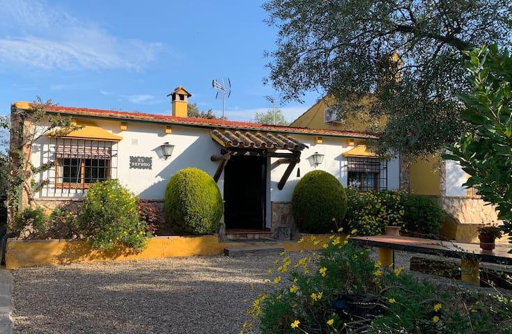 Vakantiehuis Het echte Spanje 2-5pax