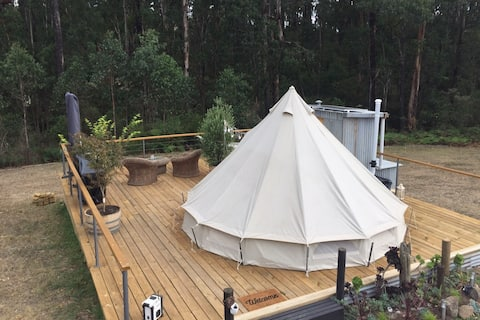 Misty Mountain Glamping - Romantic private getaway