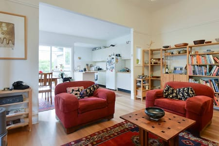 Going solo? Fab bolt hole near city - Abbotsford - Bed & Breakfast