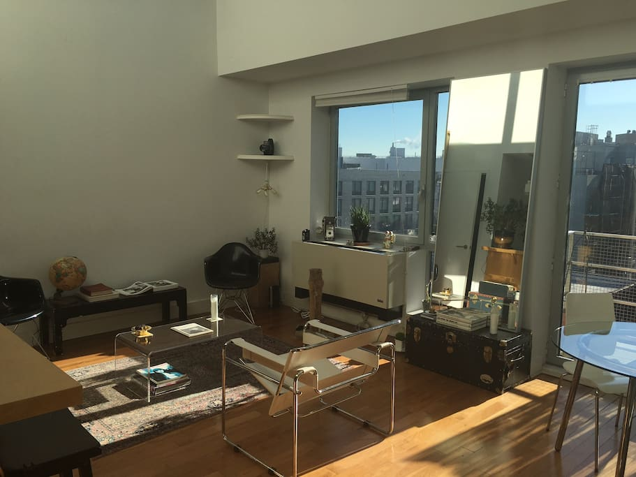 Williamsburg penthouse retreat apartments for rent in - 1 bedroom apartments williamsburg brooklyn ...