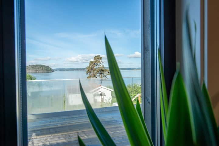 HiDeOuT, sea, nature & relax with an amazing view