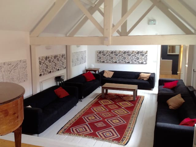 Sleeps up to 38 - Beautiful Stable Conversion