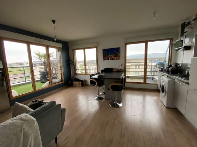 Superbe Appartement avec grande terrasse