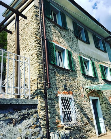 La casa della Lo' - Seravezza - วิลล่า