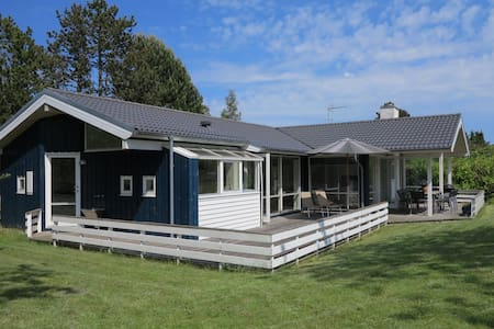 New holiday home with all mod cons - Dronningmølle - Huis