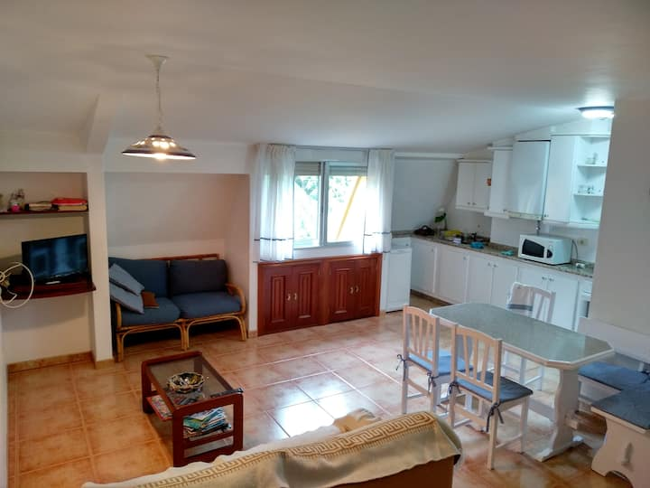 Apartamento playa Agrelo Bueu