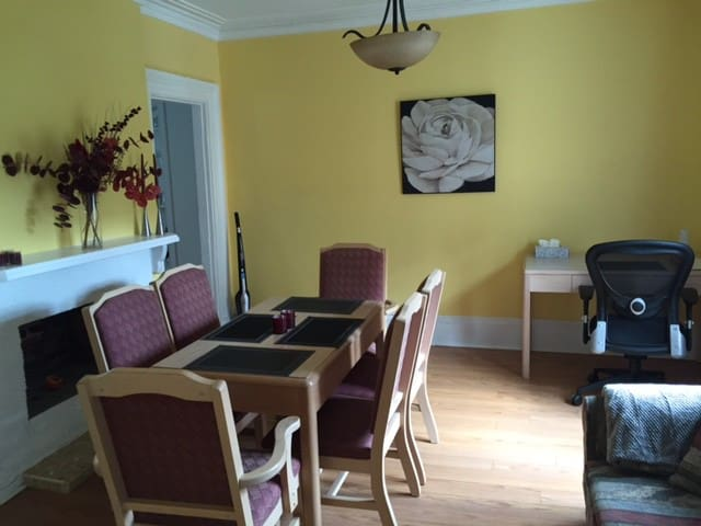 Townhouse downtown of Halifax! SE! - Halifax - House