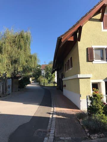Natur pur und nah zu Basel