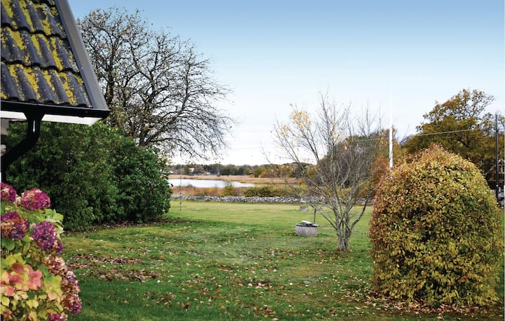 Beautiful home in Sturkö with WiFi and 0 Bedrooms