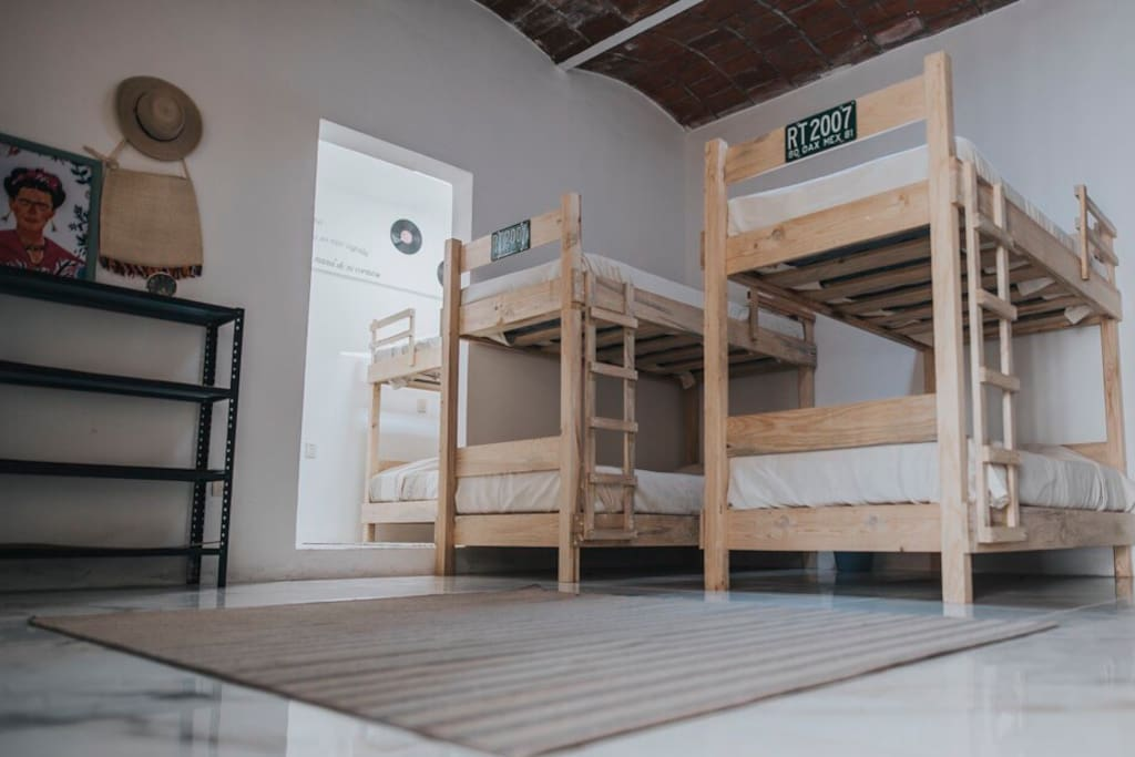 """Habitación """"El Zócalo"""""""