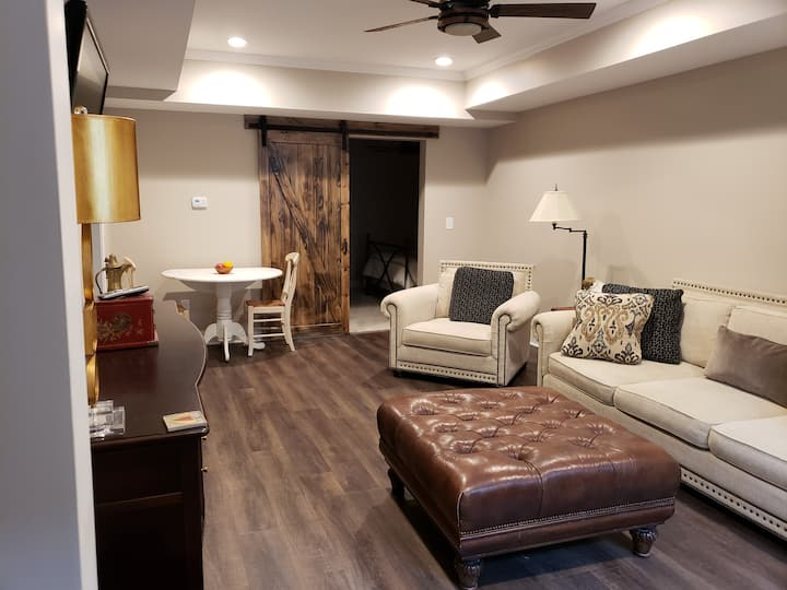 Brand New Finished Basement Apartment