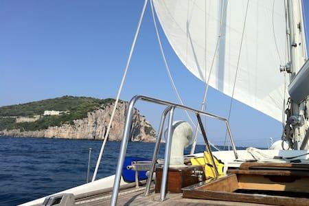 Boat e Breakfast  Cristobal - Syrakus