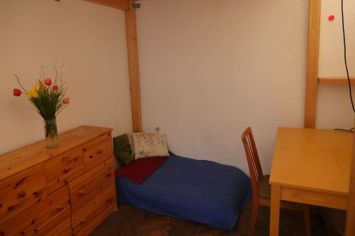 Small room in very central spacious appartment - Viena - Apto. en complejo residencial