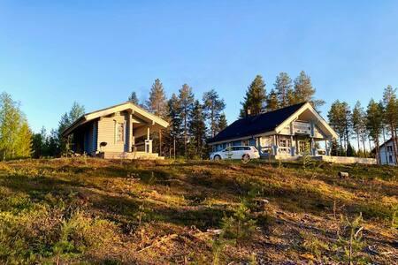 Hunna Hosting Sodankylä - Puljunharjuntie 121