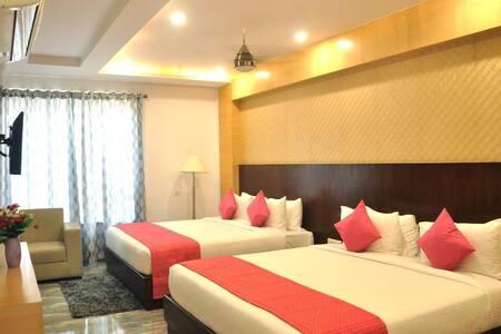 Suite Rooms near Buddha Temple of Sarnath